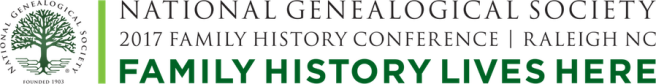 GIG_National Genealogical Society Logo